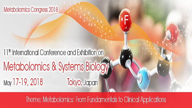 11th International Conference and Exhibition on Metabolomics & Systems Biology