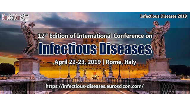 12th Edition of International Conference on Infectious Diseases