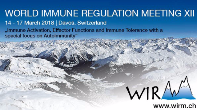 12th World Immune Regulation Meeting