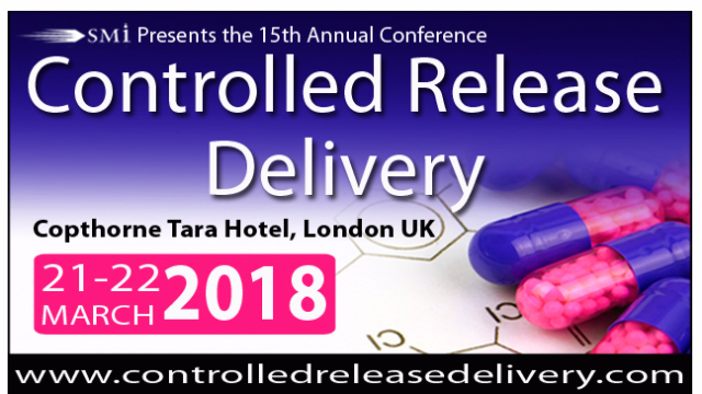 15th Annual Controlled Release Delivery Conference
