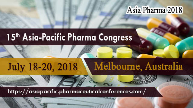 15th Asia=Pacific Pharma Congress