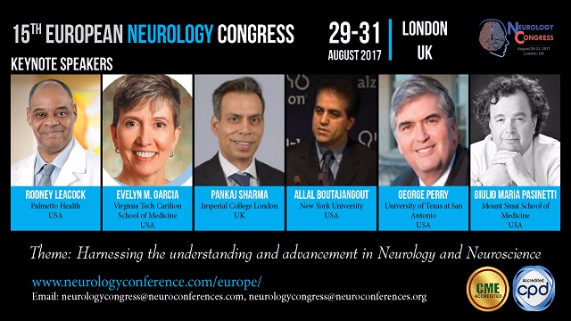 15th European Neurology Congress