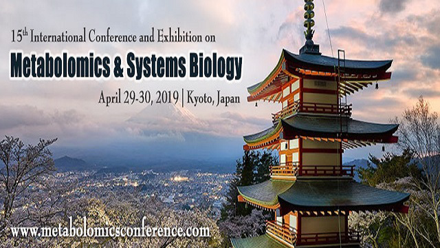 15th International Conference and Exhibition on Metabolomics & Systems