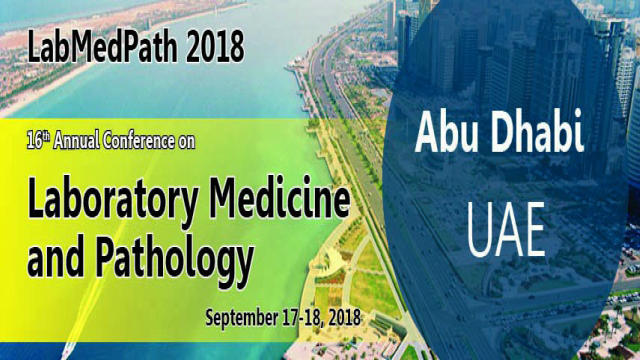16th Annual Conference on Laboratory Medicine and Pathology