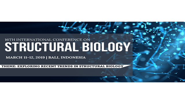 16th International Conference on Structural Biology