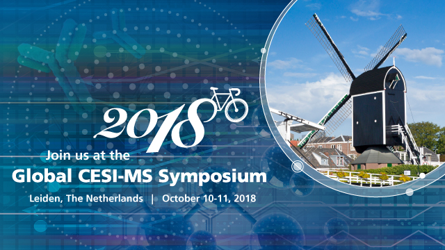 2018 Global CESI-MS Symposium
