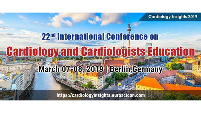 22nd International Conference on New Horizons in Cardiology & Cardiologists Education