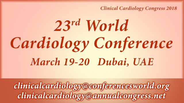 23rd World Cardiology Conference