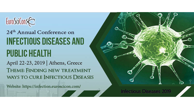 24th Annual Conference on  Infectious Diseases and Public Health