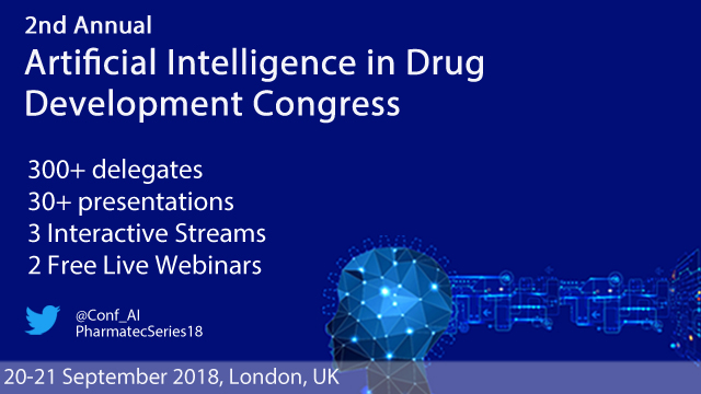 2nd Annual Artificial Intelligence in Drug Development Congress
