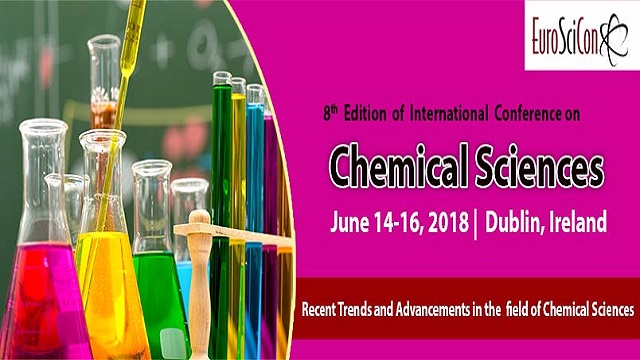 8th Edition of International Conference On Chemical Sciences