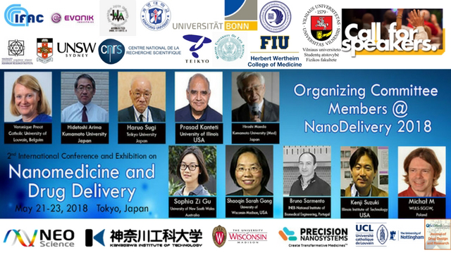 2nd International Conference and Exhibition on Nanomedicine and Drug Delivery