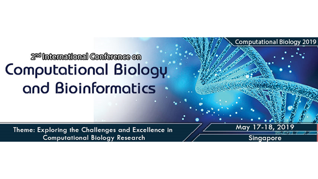 2nd International Conference on Computational Biology and Bioinformatics