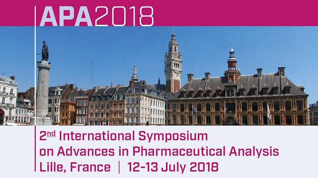 2nd International Symposium on Advanced in Pharmaceutical Analysis (APA 2018)