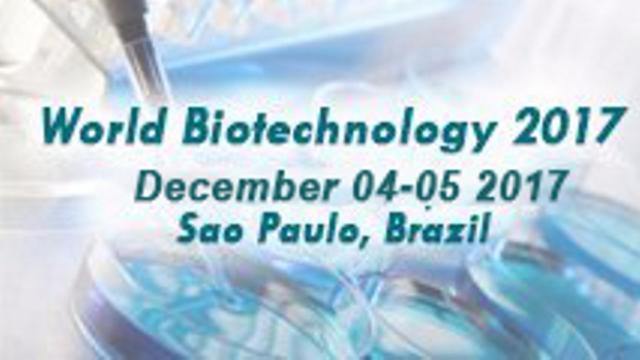 2nd World Biotechnology Congress