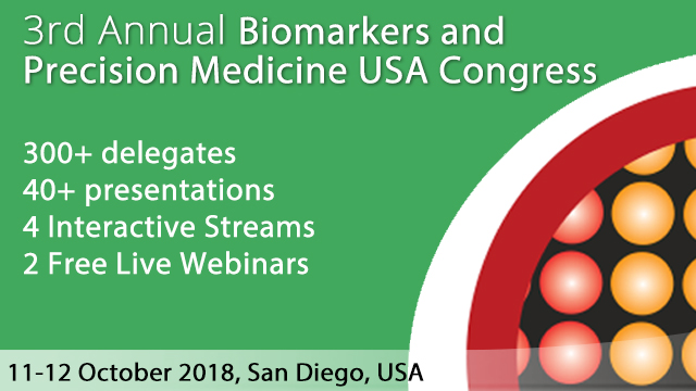 3rd Annual Biomarkers & Precision Medicine USA Congress