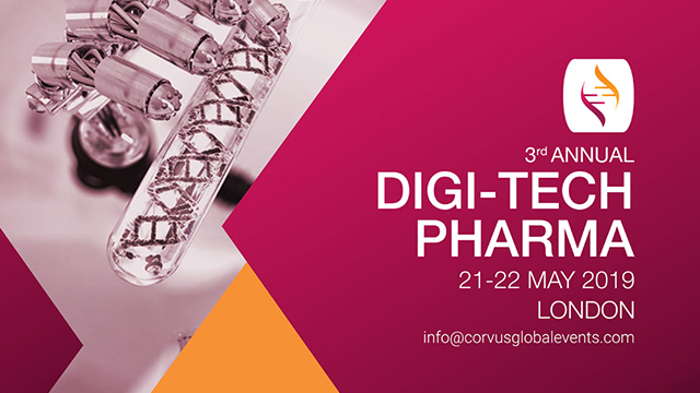 3rd Annual DIGI-TECH PHARMA 2019 Conference & Expo