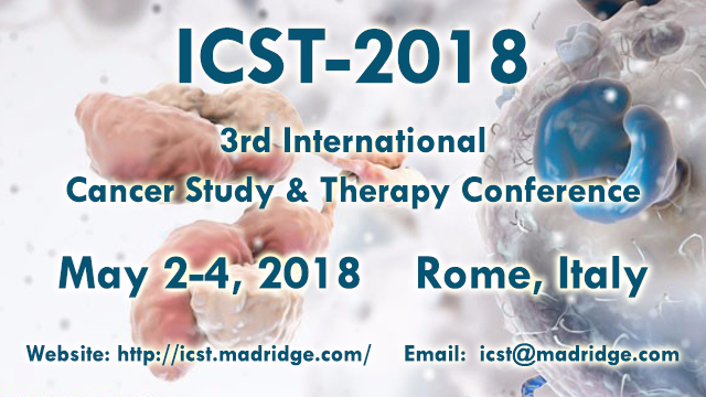 3rd International Cancer Study & Therapy Conference