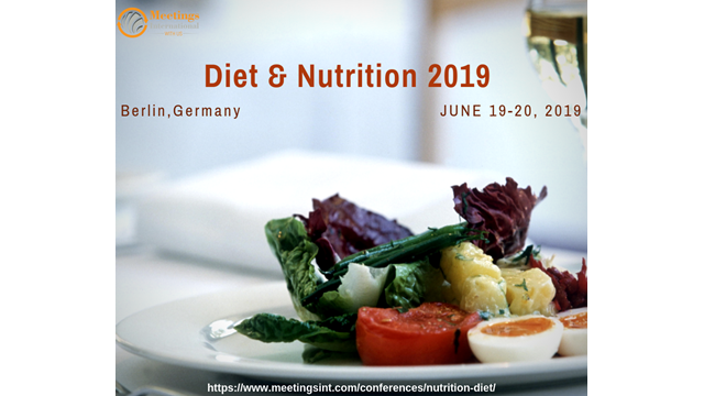 3rd International Conference on Diet & Nutrition