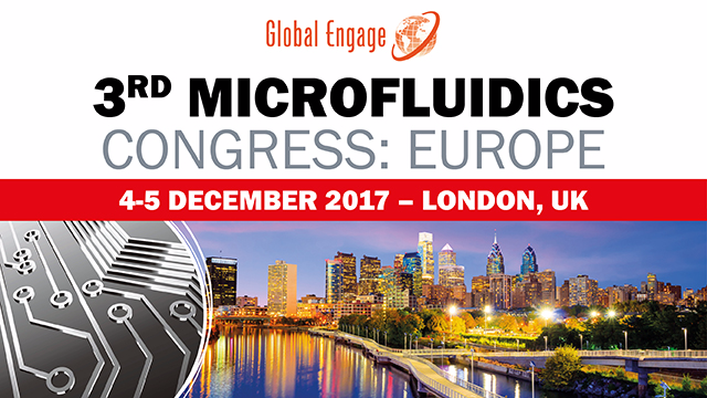 3rd Microfluidics Congress - Europe