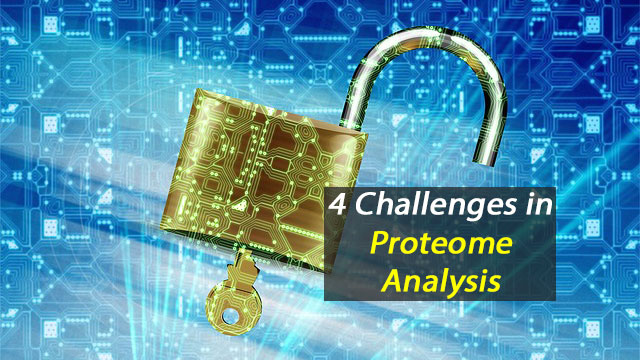 4 Challenges in Proteome Analysis