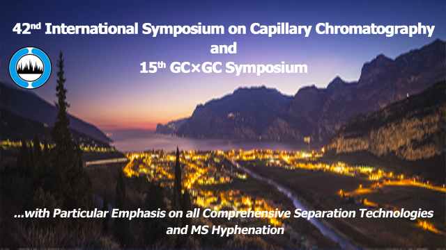 42nd International Symposium on Capillary Chromatography and 15th GCXGC Symposium