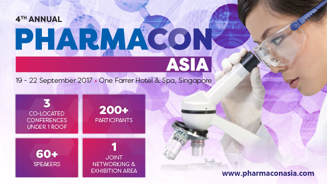 4th Annual PharmaCon ASIA