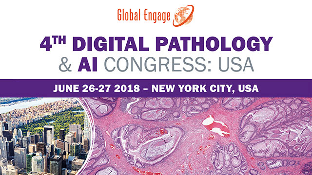 4th Digital Pathology & Al Congress USA