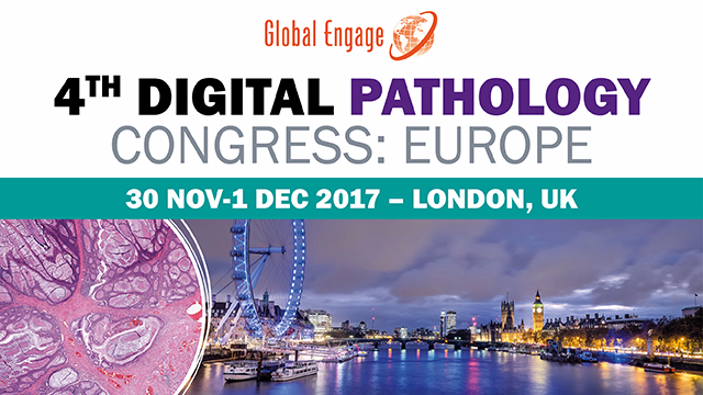 4th Digital Pathology Congress - Europe