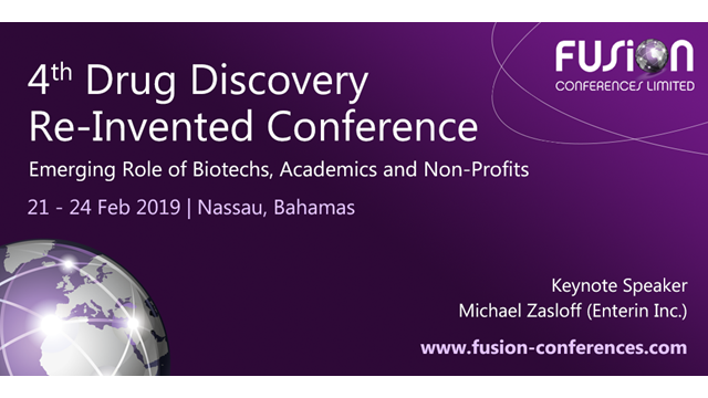 4th Drug Discovery Re-Invented Conference