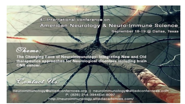 4th American Neuroscience & Neuro-Immune Congress