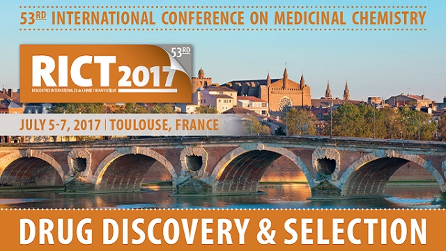 53rd edition of the International Conference on Medicinal Chemistry (RICT 2017)