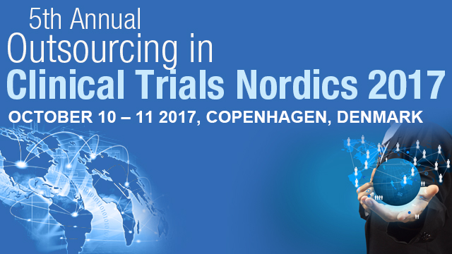 5th Annual Outscourcing in Clinical Trials Nordics 2017