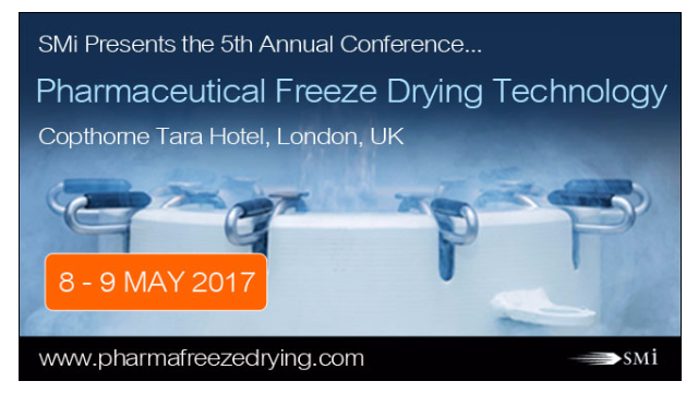 5th annual Pharmaceutical Freeze drying technology