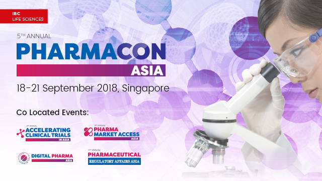 5th Annual PharmaCon Asia