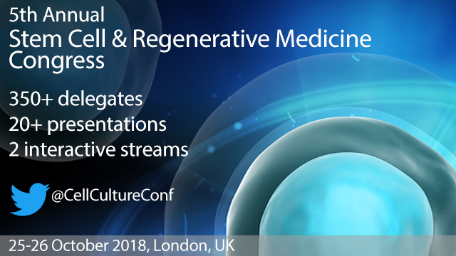 5th Annual Stem Cell & Regenerative Medicine Congress