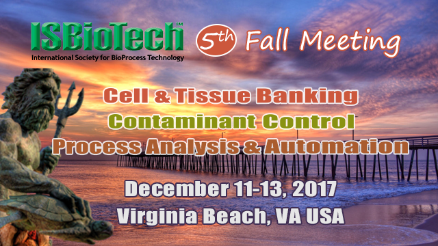 ISBioTech 5th Fall Meeting,