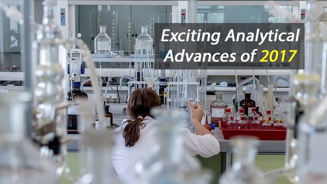 6 Analytical Advances in 2017