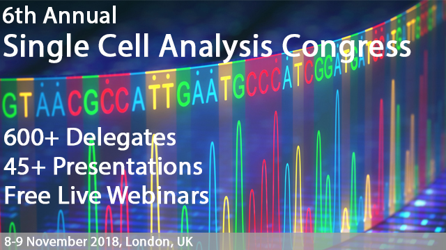 6th Annual Single Cell Analysis Congress