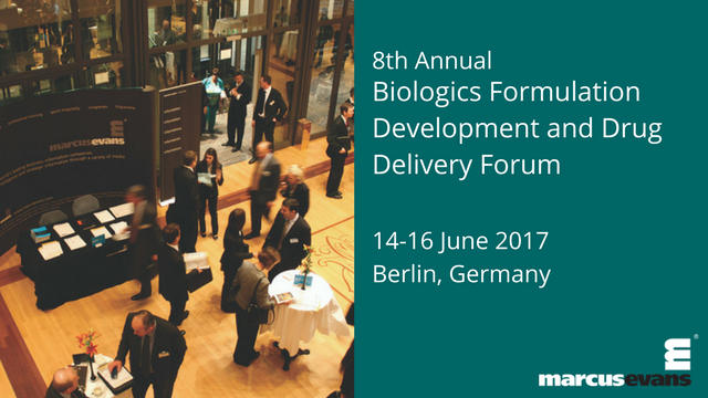 8th Annual Biologics Formulation Development and Drug Delivery Forum