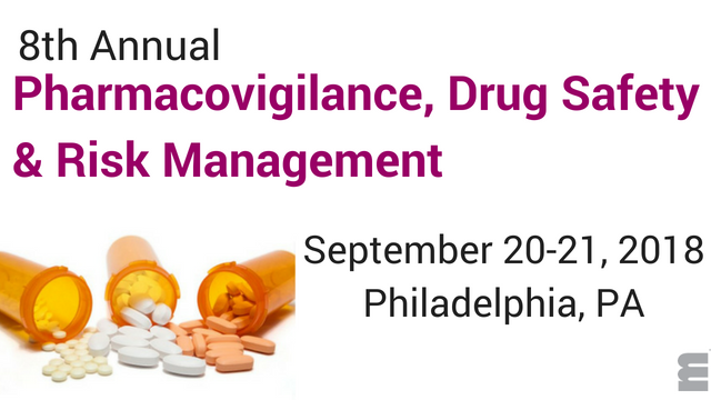 8th Annual Pharmacovigilance, Drug Safety & Risk Management
