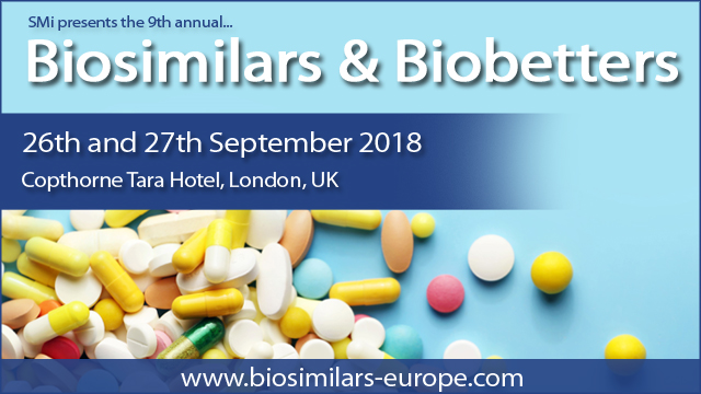 9th Annual Biosimilars & Biobetters 2018