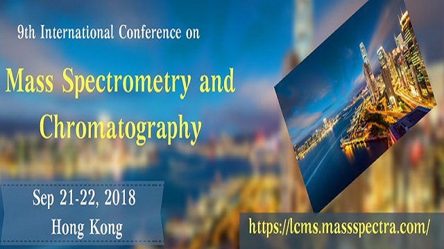 9th International Conference on Mass Spectrometry and Chromatography