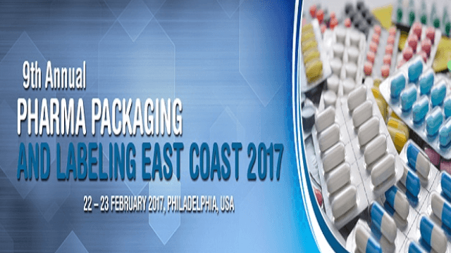 9th Pharma Packaging and Labeling East Coast