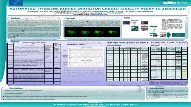 Automated Tyrosine Kinase Inhibitor Cardiotoxicity Assay in Zebrafish