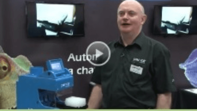 Automated Microplate Blowdown Evaporator