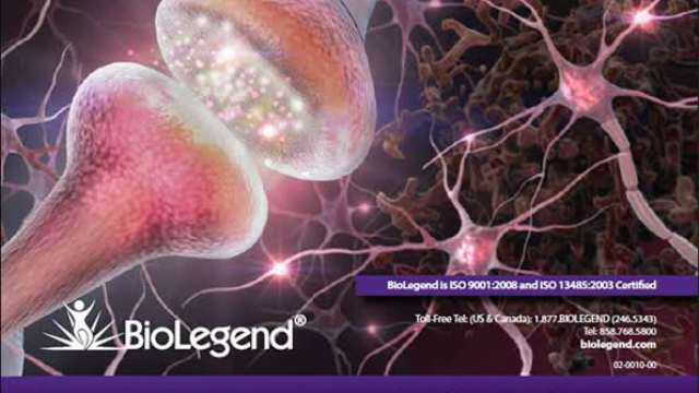 BioLegend's New Neuroscience Brochure