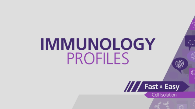 Immunology Profiles - Kyle Burrows