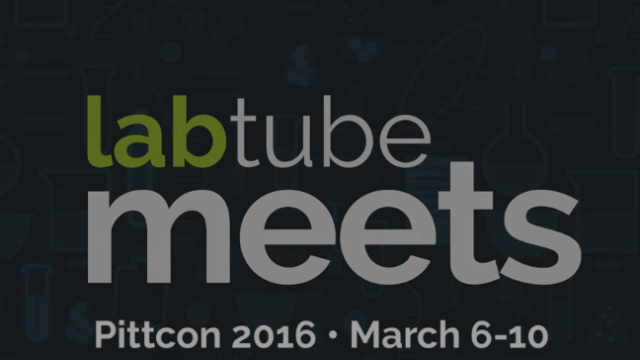 LabTube Meets Bio-Rad Laboratories at Pittcon 2016