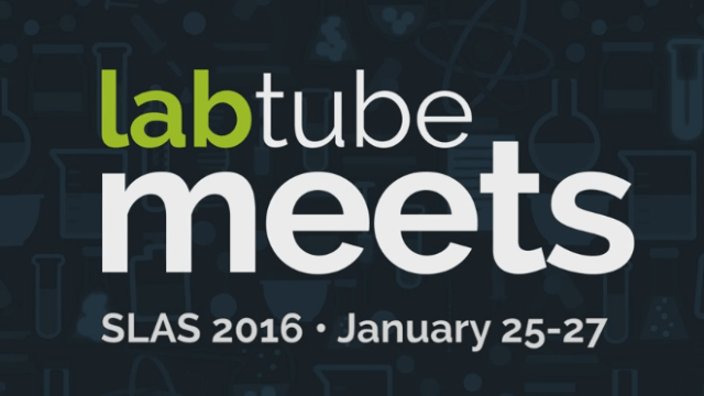 LabTube Meets Douglas Scientific at SLAS 2016